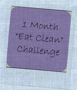 eat clean challenge